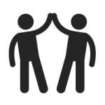 Logo agence local