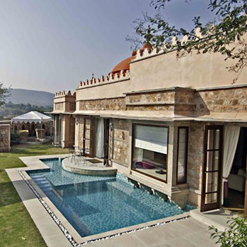 Partenaire Nouvini Inde : Tree of Life Resorts