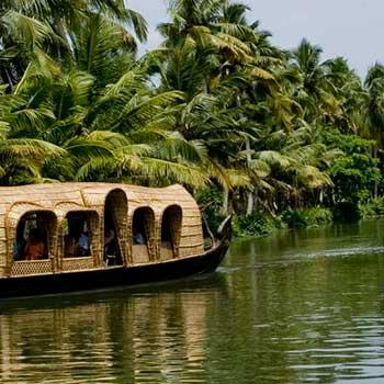 Kerala : Backwaters