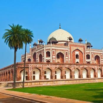 New Delhi : Tombe de Humayun